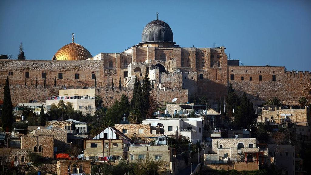 Imbas Corona, Masjid Al Aqsa Ditutup Selama Ramadhan