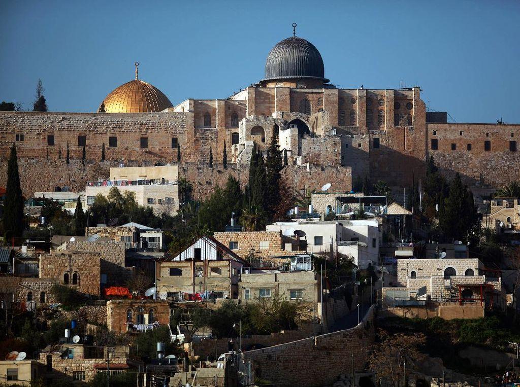 Masjid Al Aqsa Dibuka Lagi Usai Idul Fitri