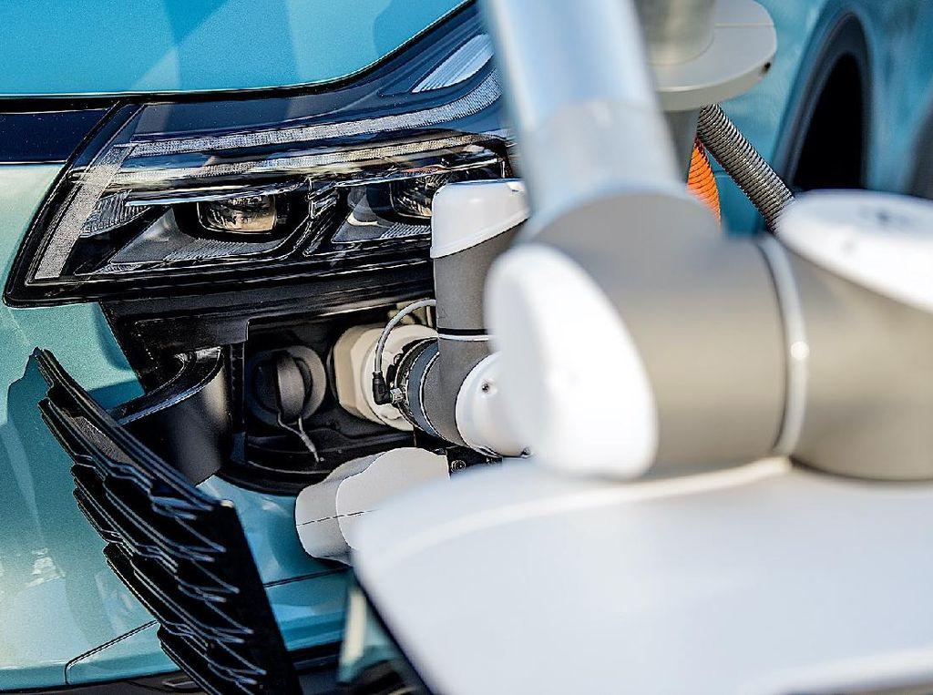 Pabrik Baterai Mobil Listrik Segera Dibangun