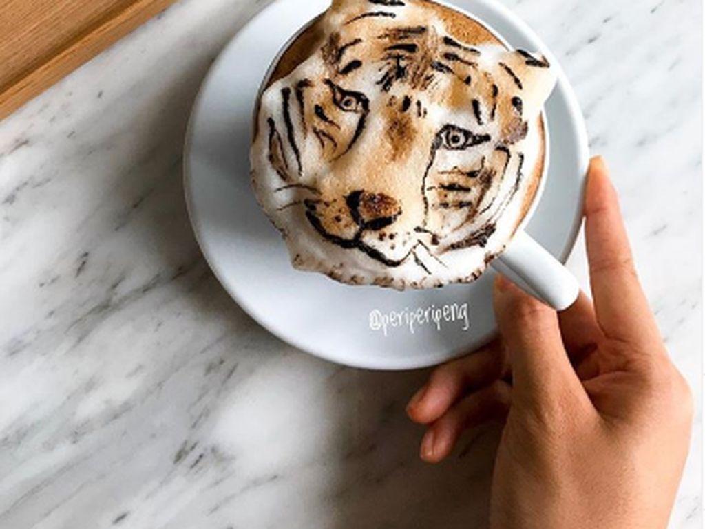 Artistik! 10 Latte Art Terkeren Karya Barista dari Seluruh Dunia