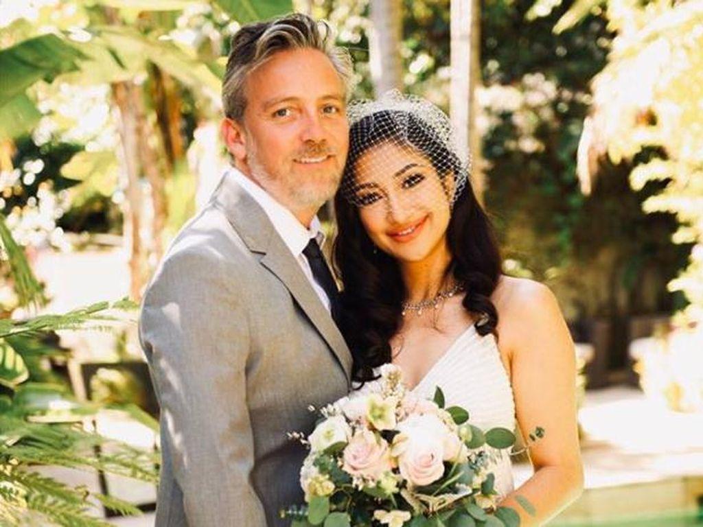 Rahma Azhari Resmi Menikah dengan Paris Chong Secara Islam