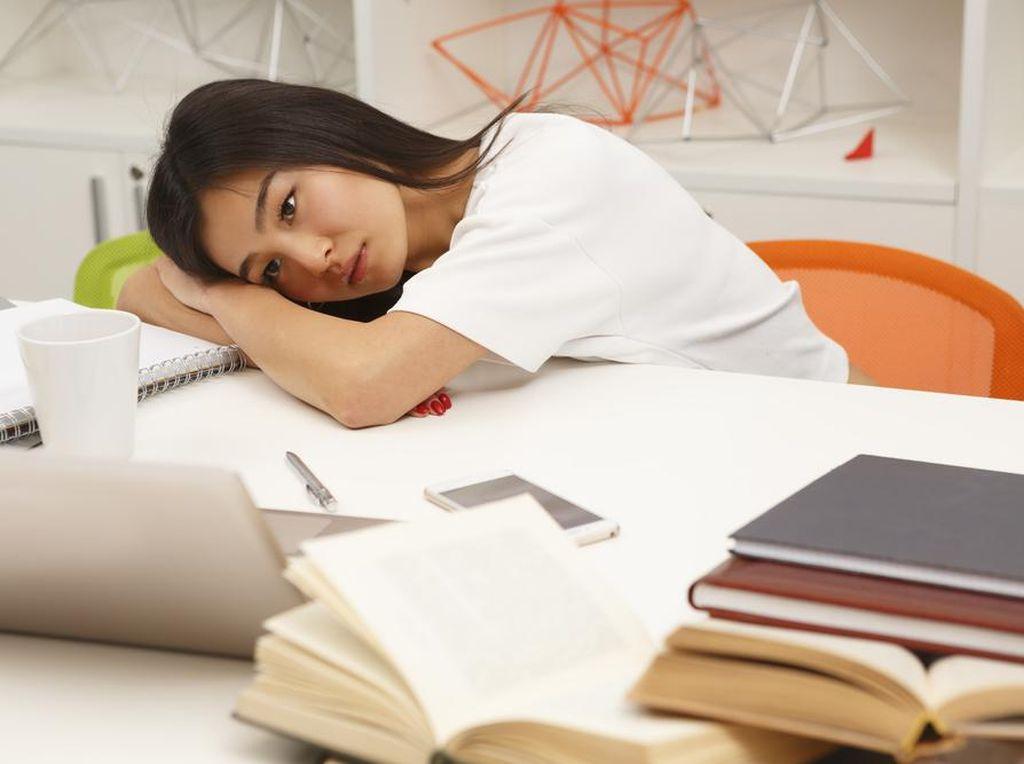 Work From Home Jangan Malas Gerak, Kolesterol Bisa Tak Terkontrol