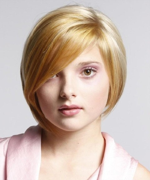 Jangan Salah Ini Tips Memilih Model Potongan Rambut Untuk Wajah Bulat