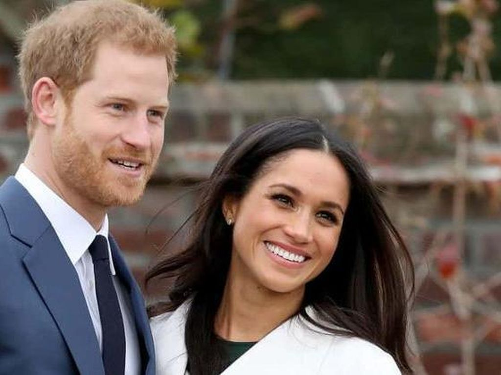 Cara Romantis Pangeran Harry-Meghan Markle Rayakan 2 Tahun Pernikahan