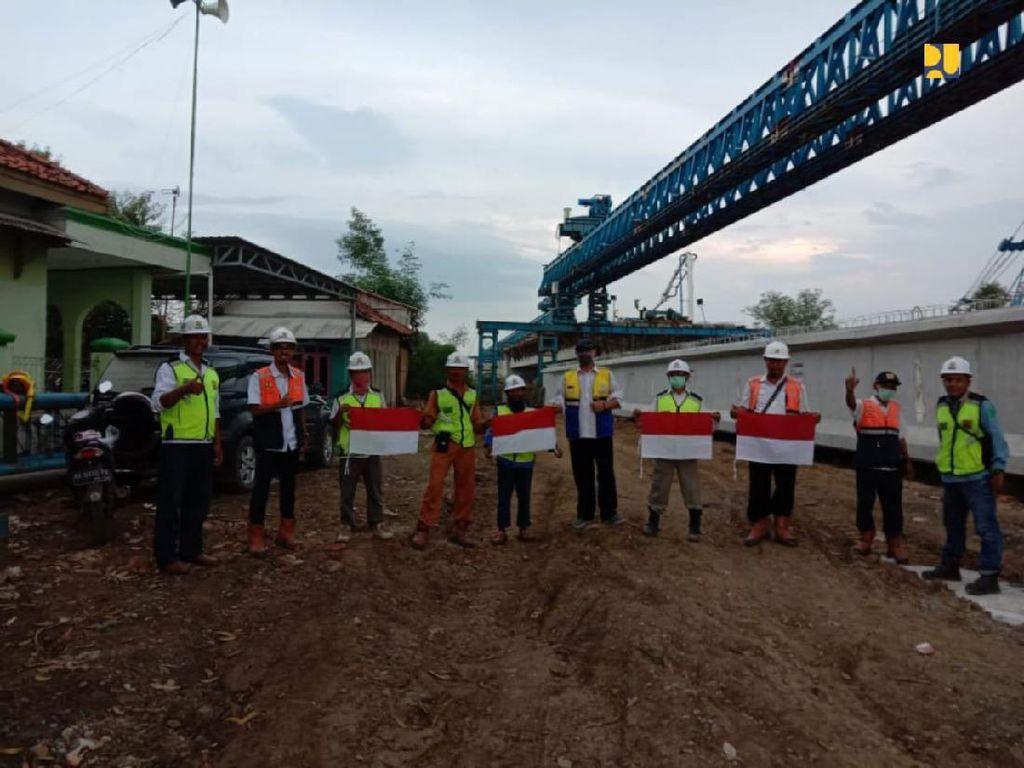 Genjot Industri di Pantura, Jalan Lingkar Brebes-Tegal Dibangun