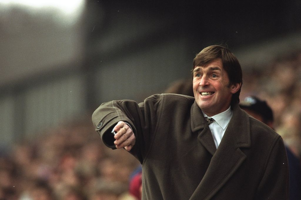 18 Mar 1995:  Portrait of Blackburn Rovers Manager Kenny Dalglish  during an FA Carling Premiership match against Chelsea at Ewood Park in Blackburn, England. Blackburn Rovers won the match 2-1.  Mandatory Credit: Gary M. Prior/Allsport