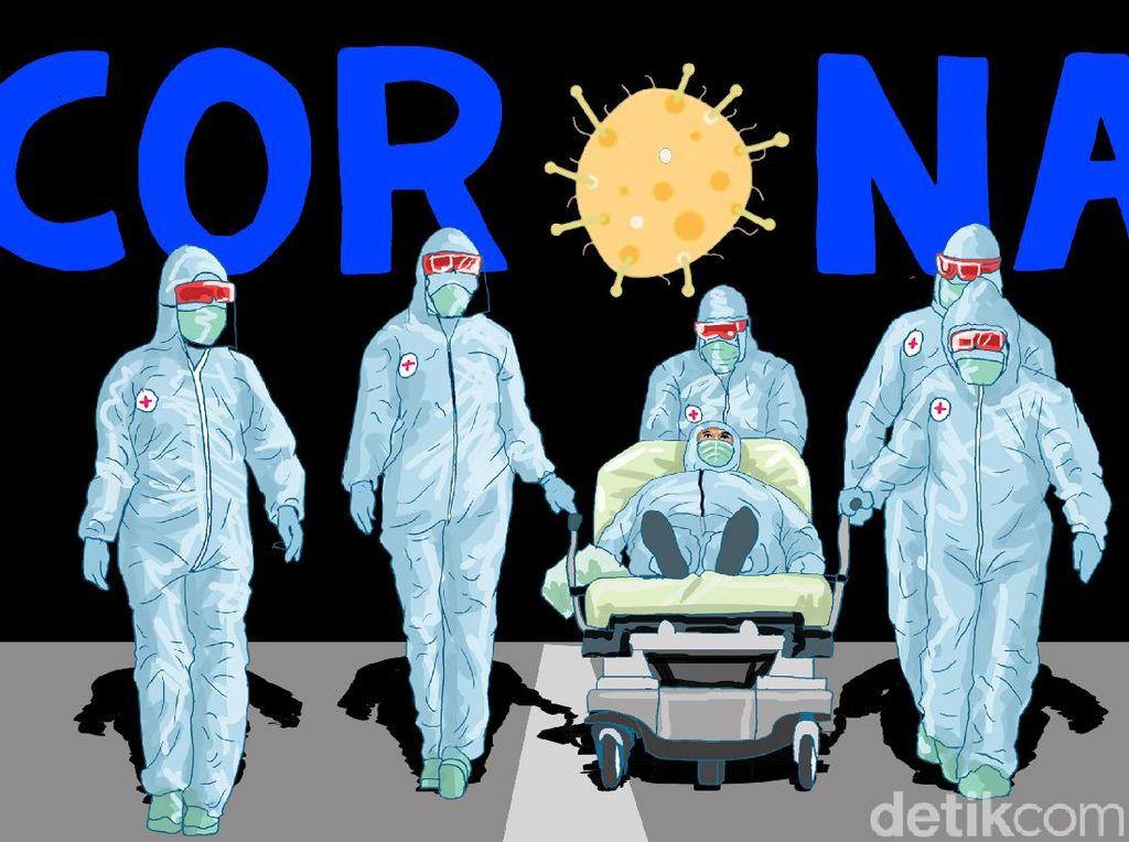 Total Ada 21 PDP Corona yang Meninggal Dunia di Indramayu