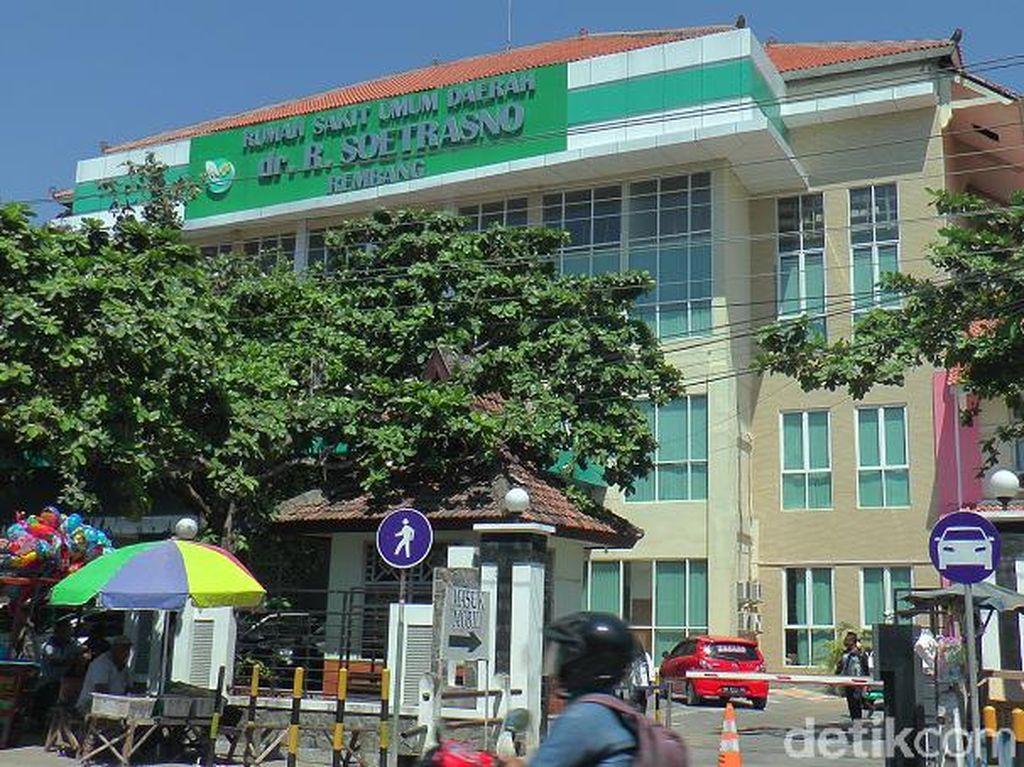 1 Lansia PDP Asal Rembang Meninggal, Hasil Tes Swab Belum Keluar