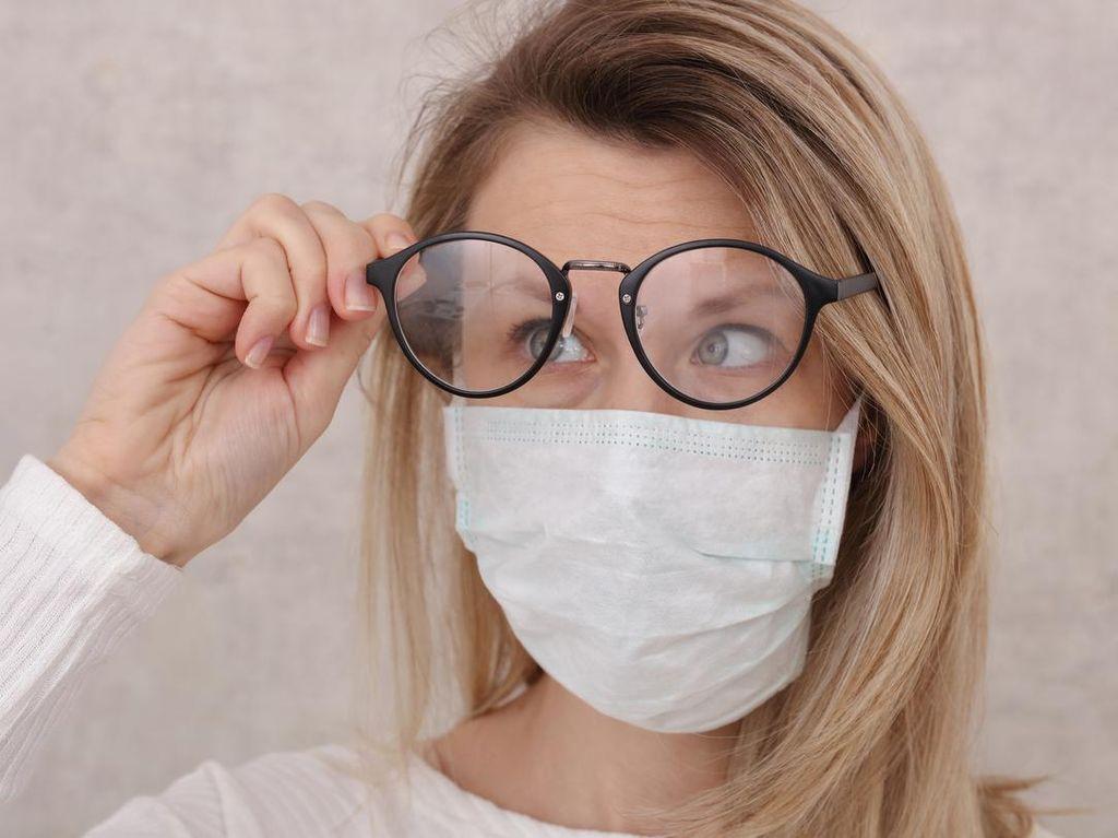 Peneliti China Sebut Pakai Kacamata Turunkan Risiko Tertular COVID-19