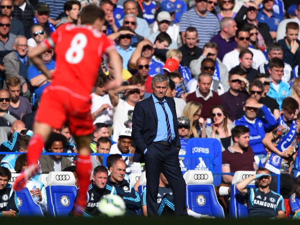 Dulu Mourinho Sudah Yes ke Liverpool, tapi Chelsea Menggoda