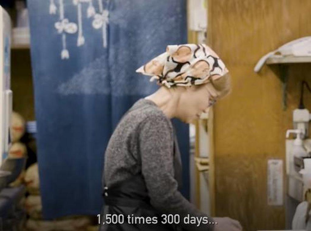 Kisah Master Onigiri yang Bikin 500 Ribu Buah Onigiri per Tahun