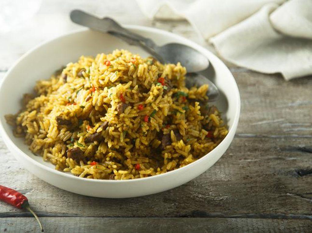 Resep Nasi Goreng Kari yang Sedap Buat Sarapan