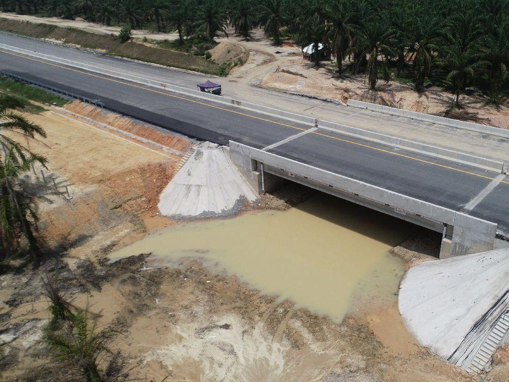 HK Masih Butuh Rp 51 T Rampungkan 771 Km Tol Trans Sumatera