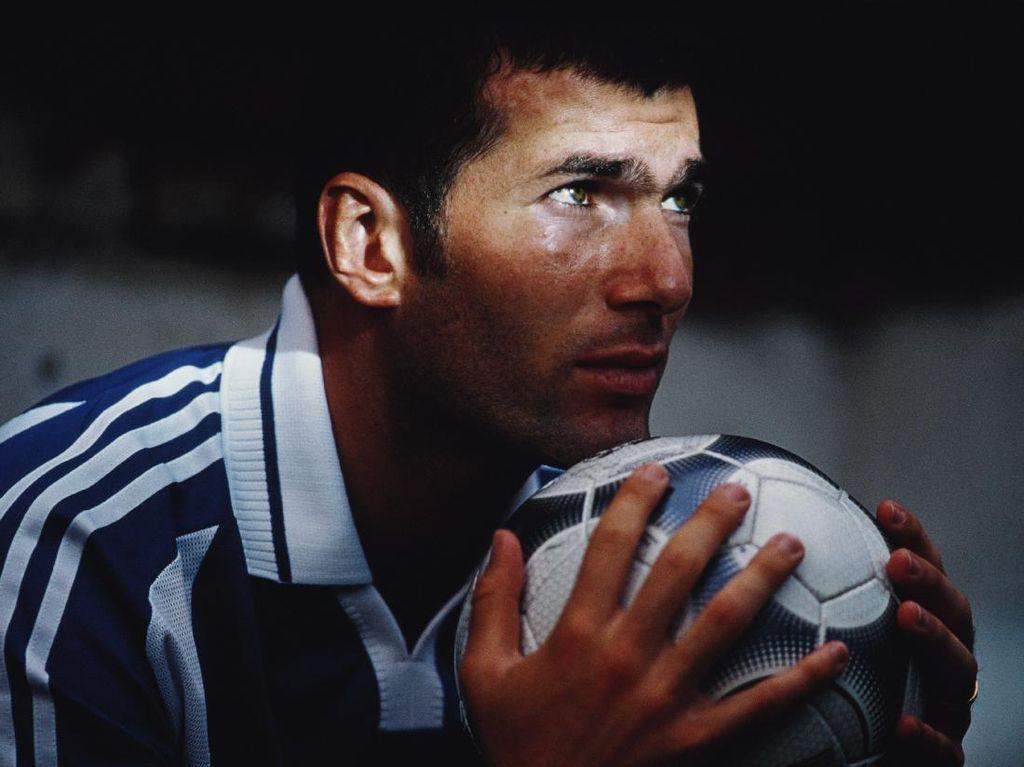 Dulu, Zinedine Zidane Nyaris Main di Liga Inggris
