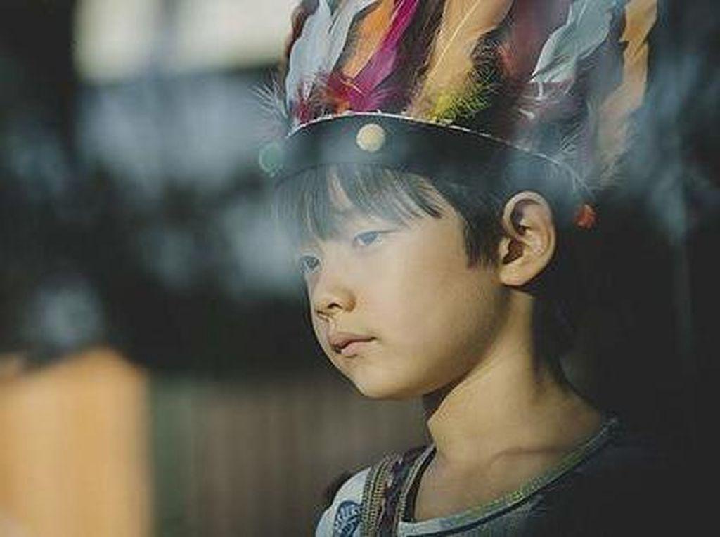 Aktor Cilik di Parasite Kini Jadi Lee Min Ho Kecil di The King: Eternal Monarch
