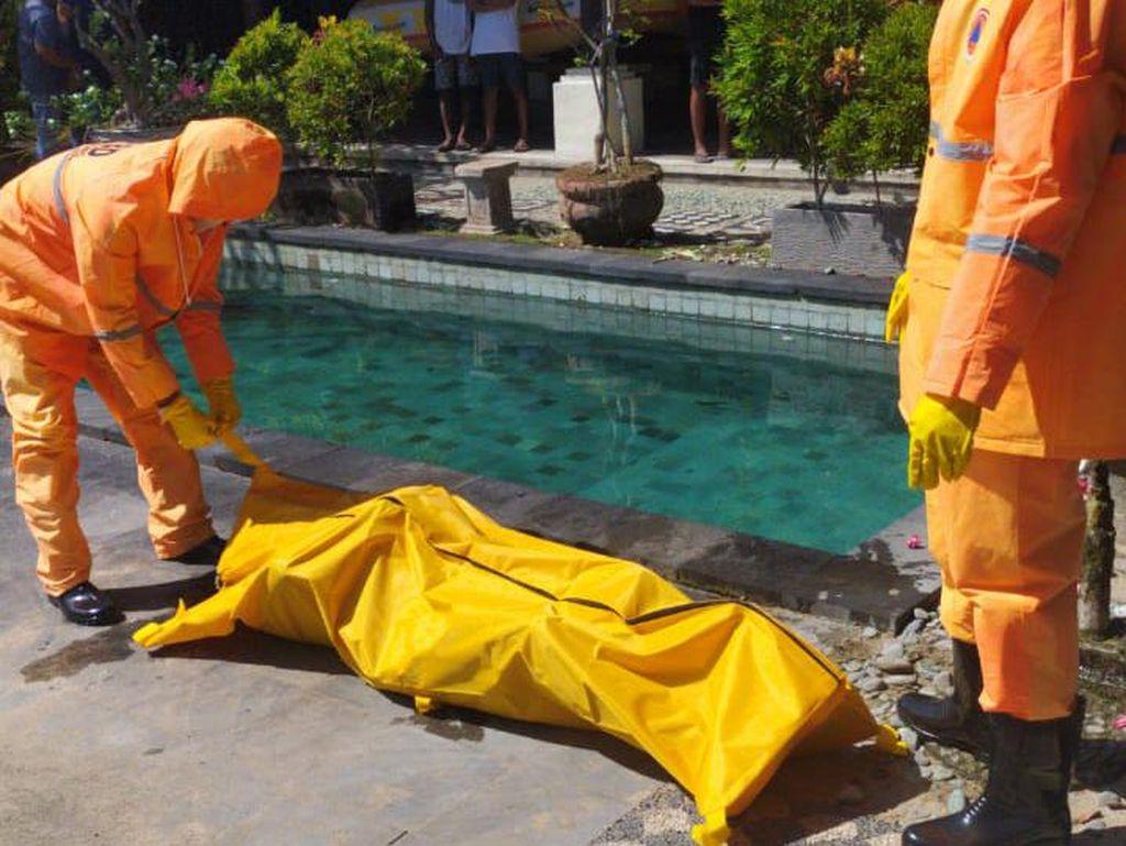 Usai Mabuk, Sopir di Bali Ditemukan Tewas di Kolam Renang