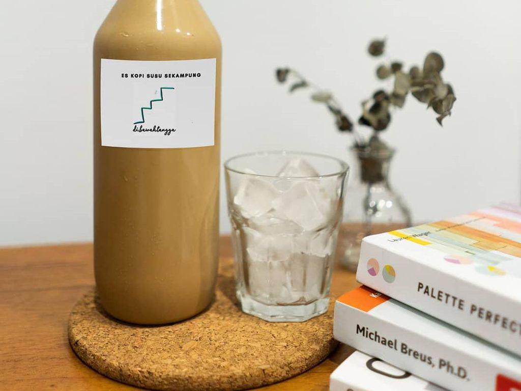 Cara Membuat Kopi Susu Satu Liter, Bisa Sharing Sekeluarga