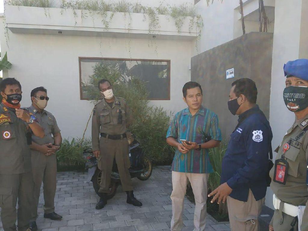 Lagi, Bule Nekat Terobos Pantai di Bali di Tengah Pandemi Corona
