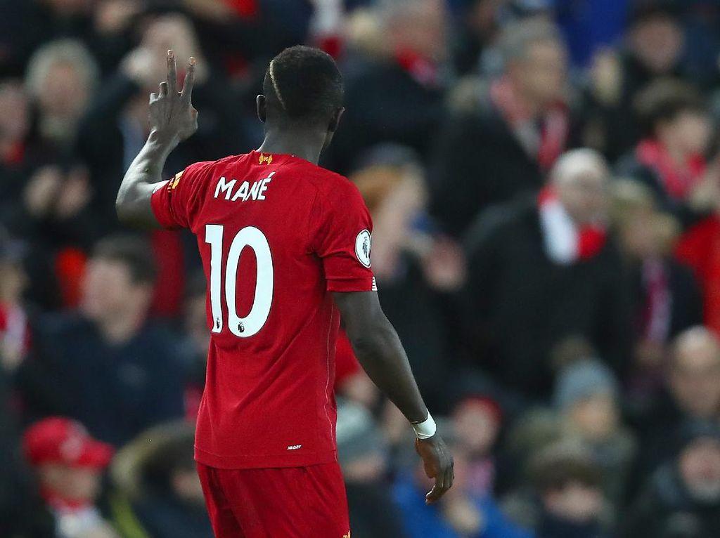 Mane Tak Mau Selamanya di Liverpool