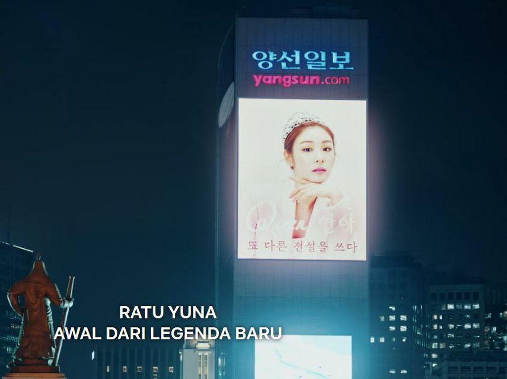 Figure Skater Kim Yuna Jadi Ratu di The King: Eternal Monarch