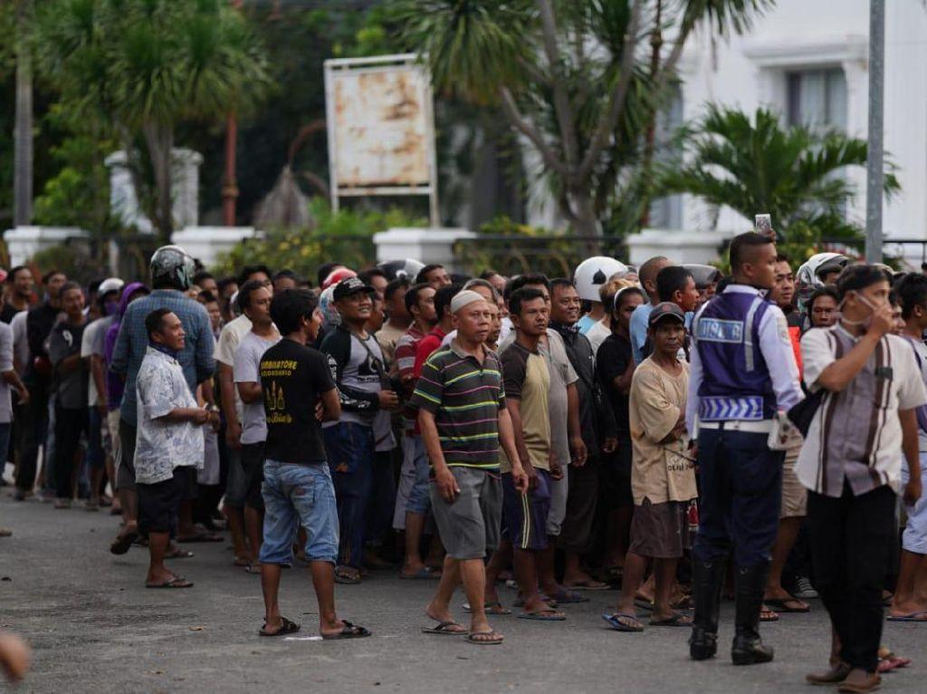 Saling Lapor Gubernur Gorontalo Vs Warga soal Salah Tangani Wabah