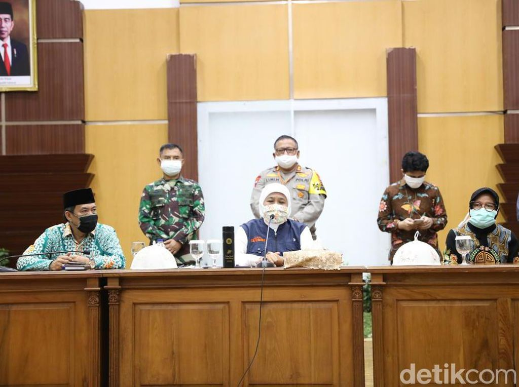 Ini Alasan Surabaya, Sidoarjo dan Gresik Ajukan PSBB ke Kemenkes