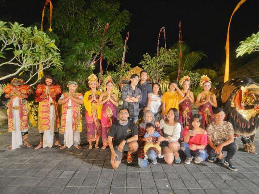 Kulineran Sambil Nonton Tari Bali di Restoran Ubud