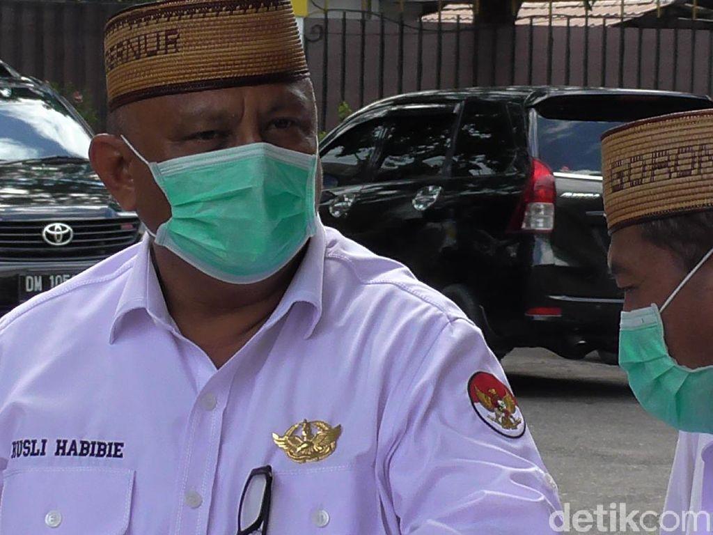 Bagi Sembako Berujung Dipolisikan, Gubernur Gorontalo: Saya Siap Dipenjara