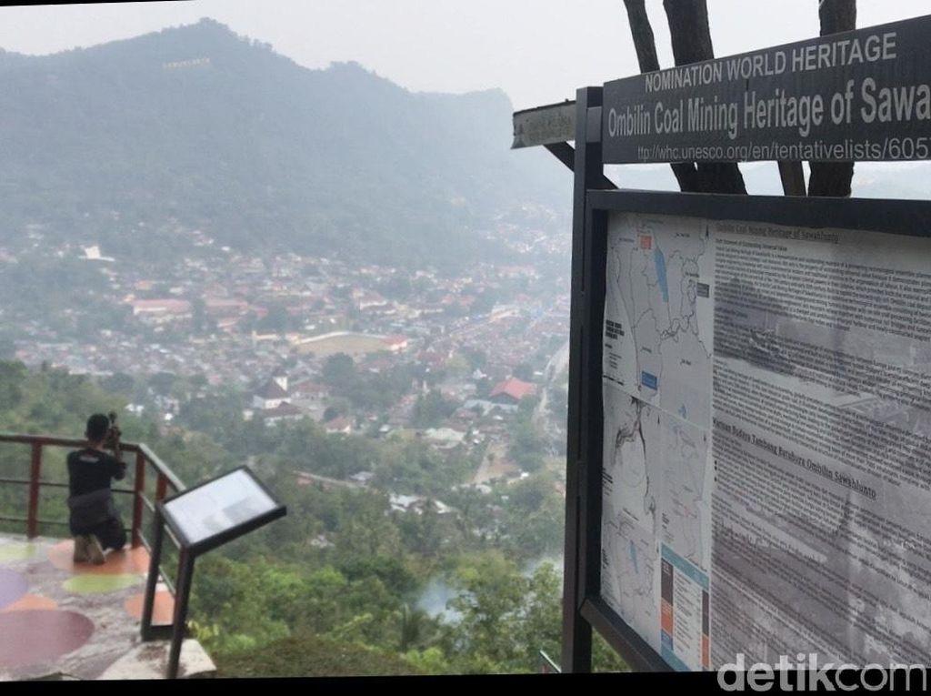Sejak COVID-19 Masuk, Tak Ada Lagi Turis di Sawahlunto