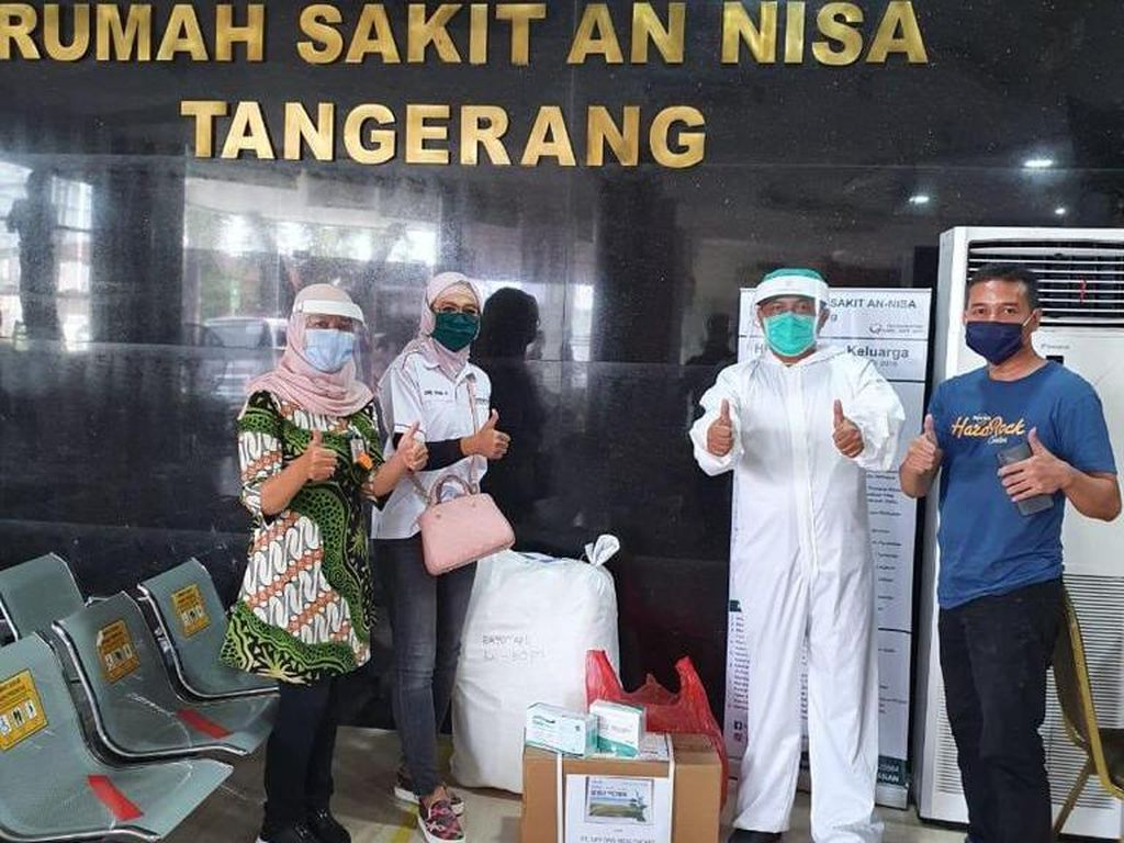 Sumbang APD, Ketua MPR: Kerja Keras Dokter & Tenaga Medis Luar Biasa