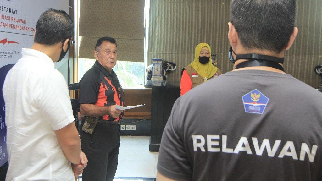 Gerakan Nasional Gotong Royong Cegah Corona