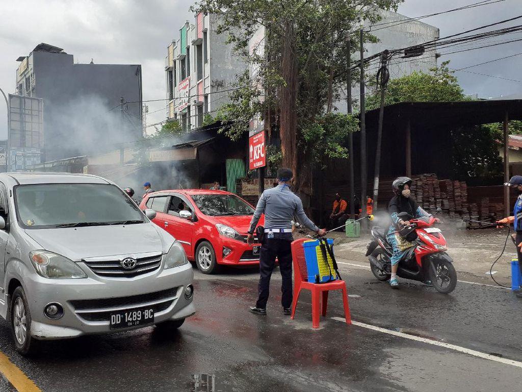 Ini Titik Masuk Kota Makassar yang Akan Diperiksa Ketat Selama PSBB