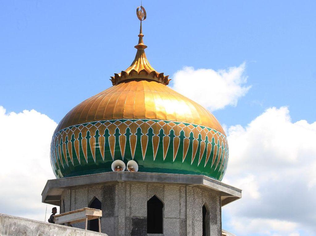 Kemenag: Kalau Rindu Masjid Datang Saja, yang Dilarang Kalau Ramai-ramai