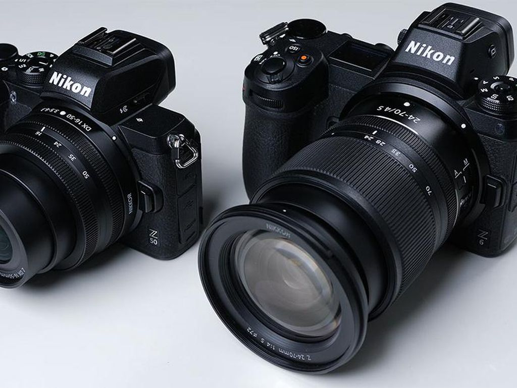 Mengulas Nikon Z50, Mirrorless Berjuluk The Collaborator