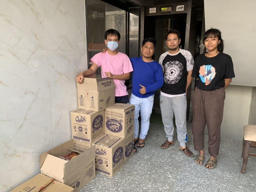 KBRI Berikan Bantuan Pokok ke WNI yang Dikarantina di New Delhi