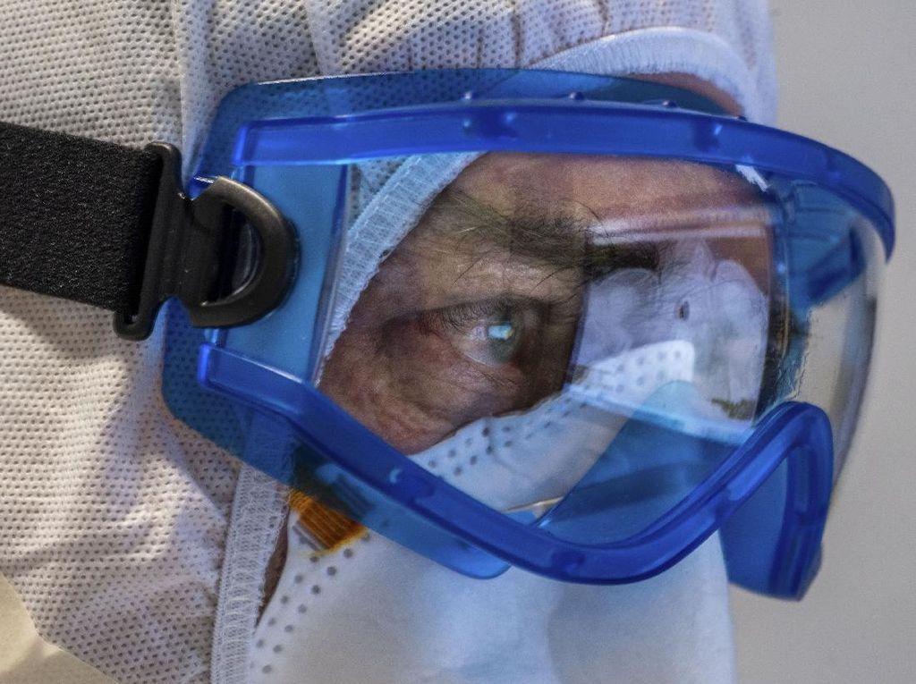 Kemenkes Sudah Cairkan Insentif Rp 722 Miliar untuk Tenaga Kesehatan