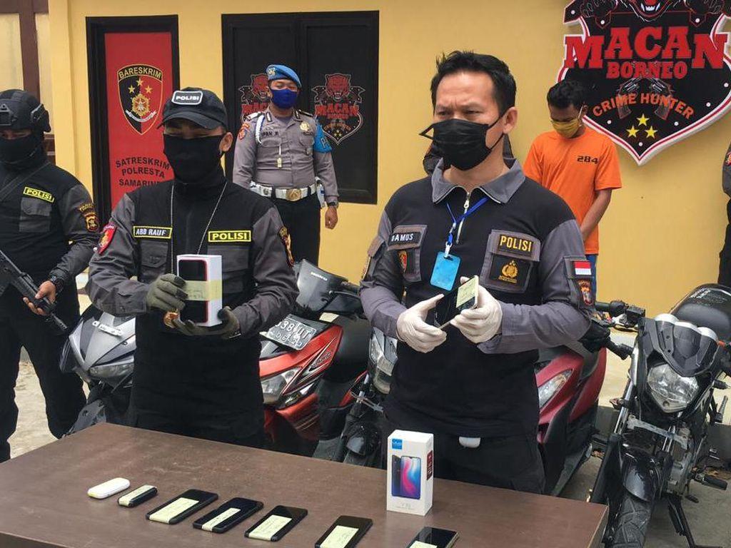 Pinjam Motor untuk ke ATM Lalu Dibawa Kabur, Pemuda Ini Ditangkap Polisi