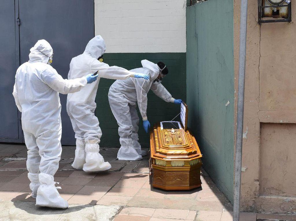 Anggota Komisi IX Dorong Pemerintah Laporkan Kasus Kematian Corona Standar WHO