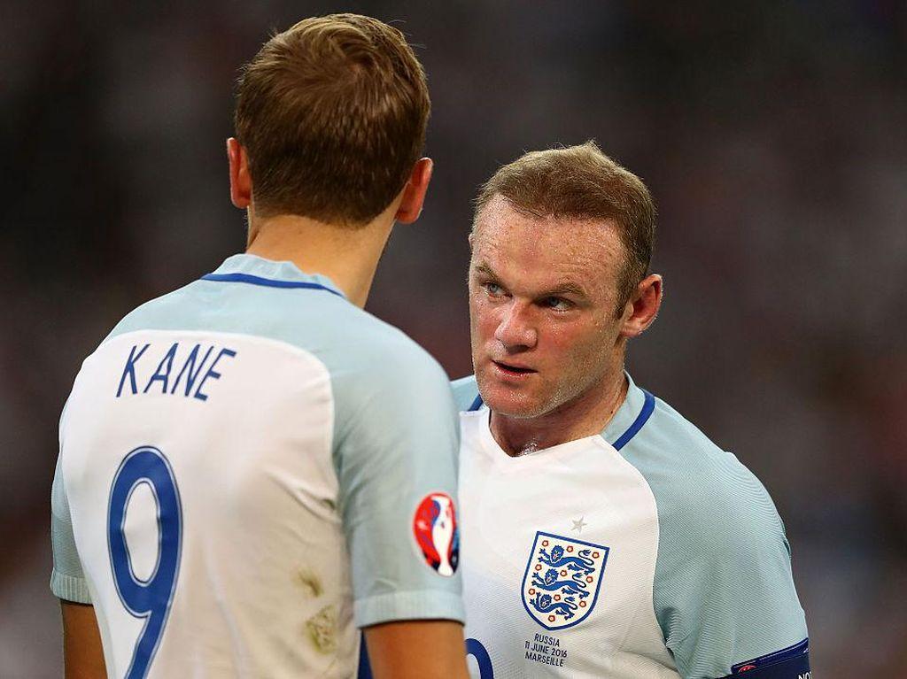 Rooney Yakin Kane Segera Pecahkan Rekor Golnya di Timnas Inggris
