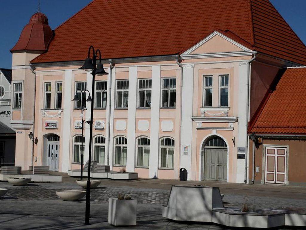 Kisah Pulau Corona di Estonia