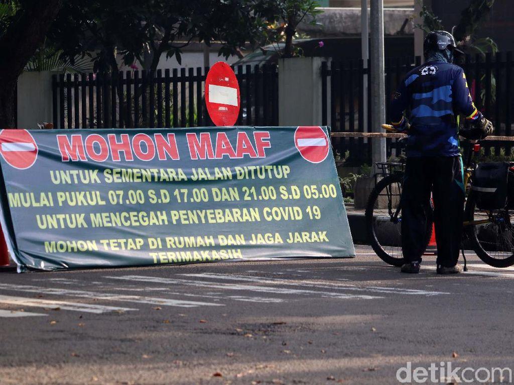 Begini Suasana Kota Bandung 3 Hari Jelang PSBB