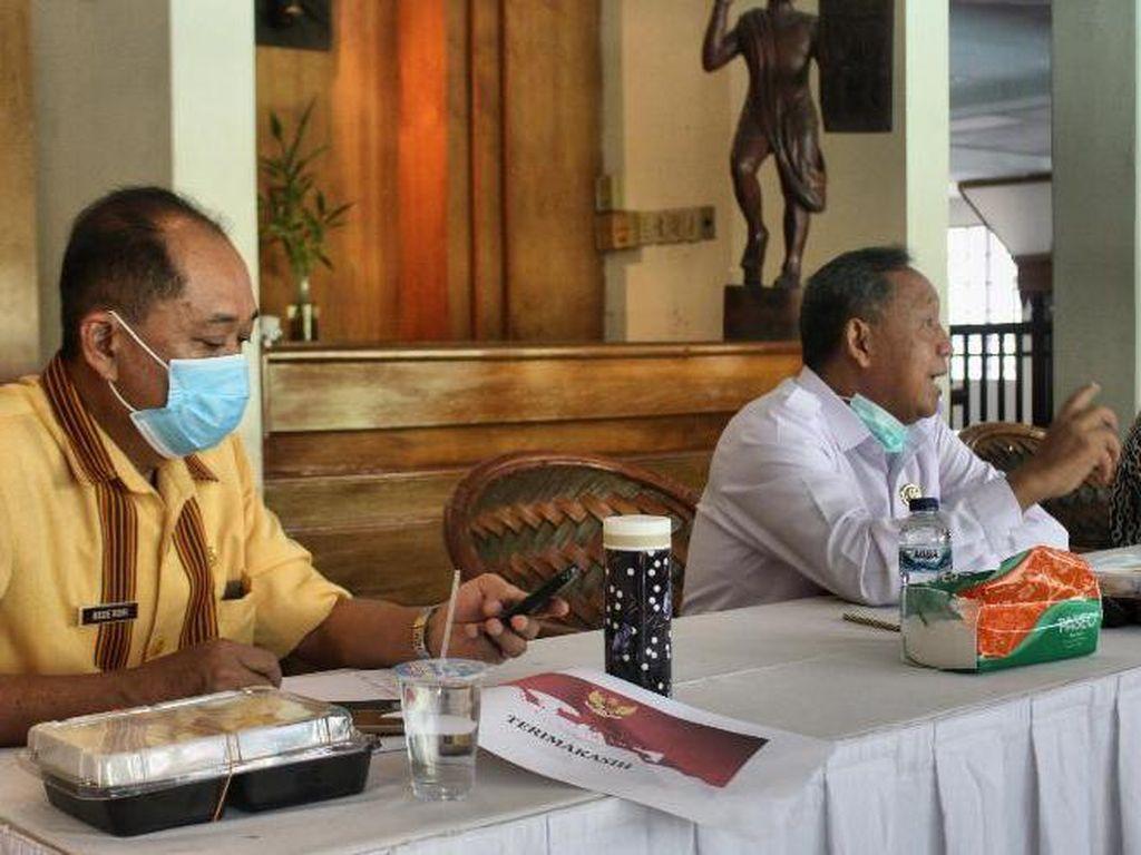 Bupati Ancam Tuntut Satgas COVID-19 Toraja Utara Jika Sepelekan Data Corona