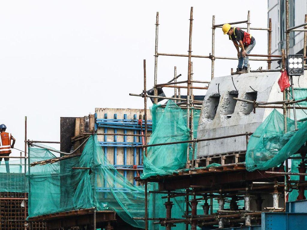 Kegiatan Proyek Langgar PSBB, Siap-siap Kena Denda hingga Disegel