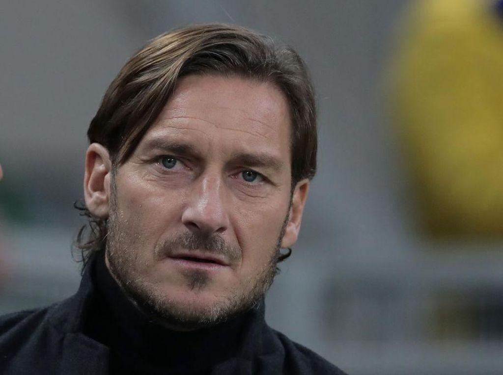 Real Madrid Tawarkan Segalanya buat Totti, Kecuali Hal Ini