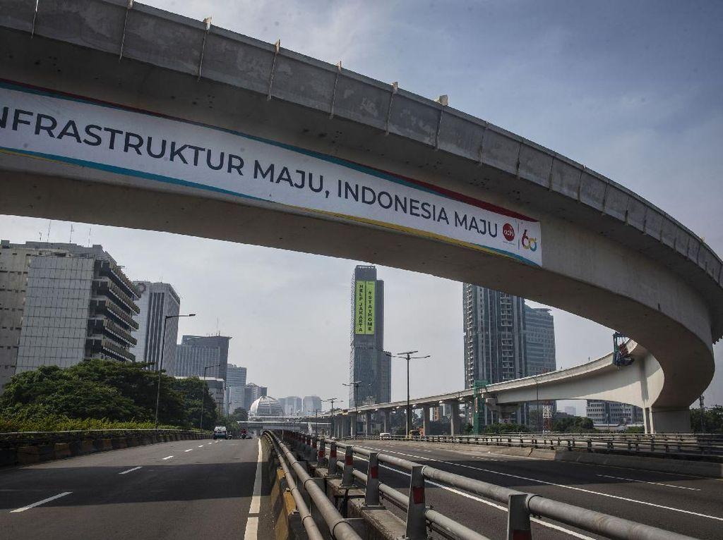 Daya Saing Infrastruktur RI Masih Tertinggal Jauh dari Negara Lain