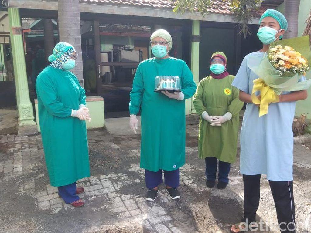 Kasus Positif Corona di Kota Probolinggo, 1 Sembuh Namun Ada 2 Pasien Baru