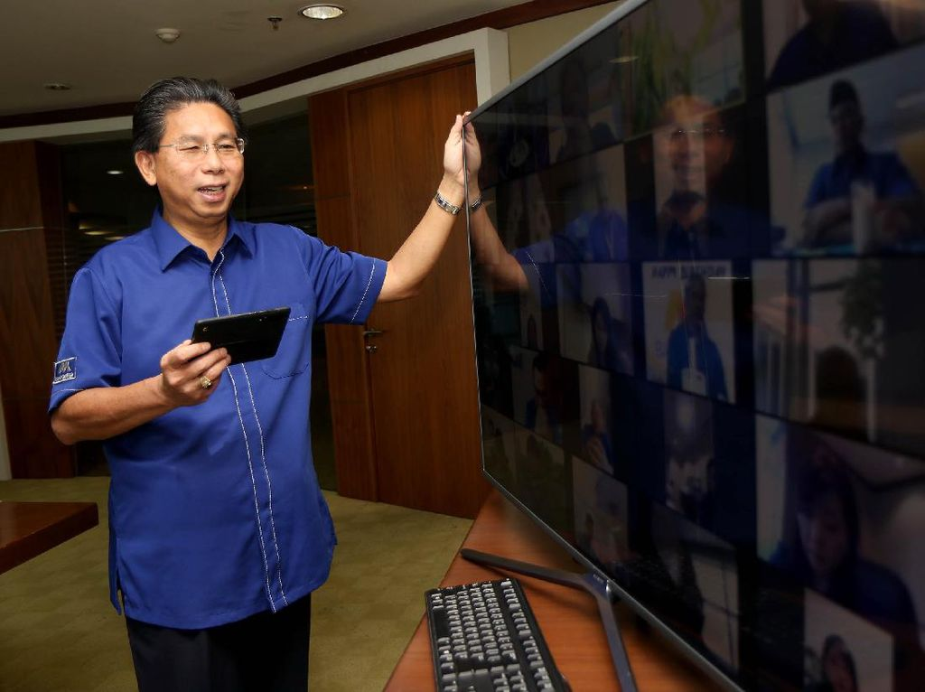 Perayaan HUT Ke-51 Bank Mega secara Virtual