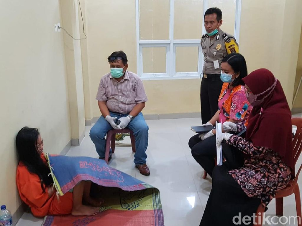 Depresi Berat di Sel, Babysitter Perekayasa Diculik Kini Jadi Tahanan Kota