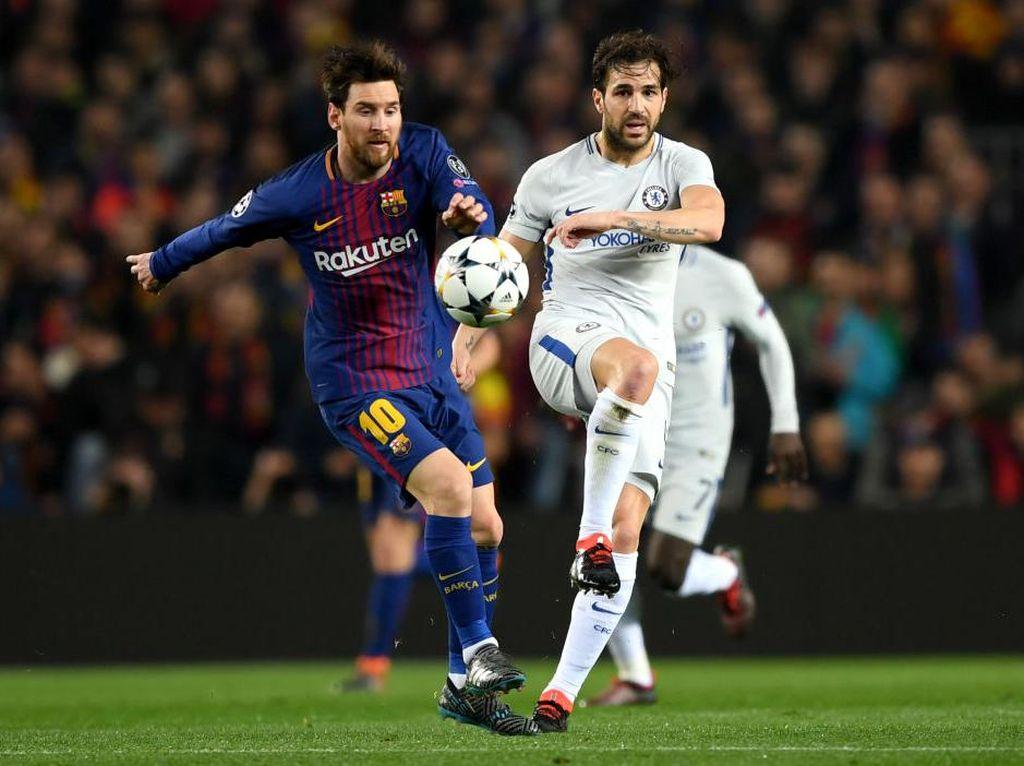 Fabregas Yakin Banget Messi Akan Sudahi Karier di Barcelona