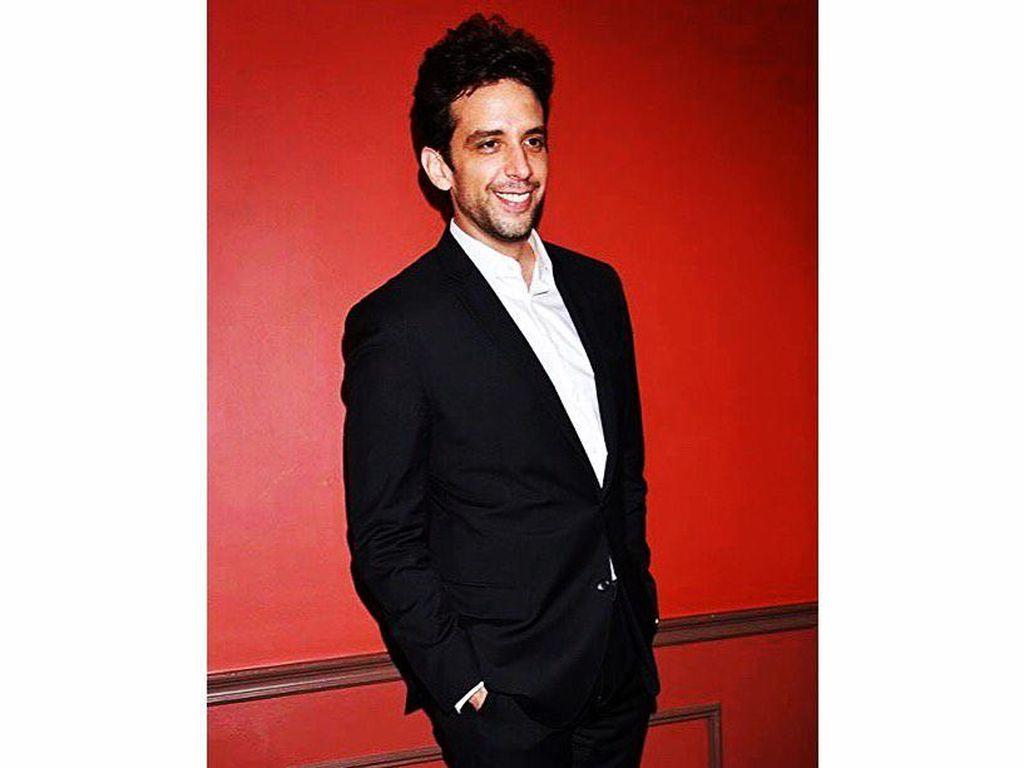 Potret Aktor Nick Cordero Sebelum Kaki Diamputasi Karena Corona